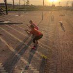 Station Waddinxveen triangel bootcamp door Waddinxfit