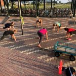 Station Waddinxveen triangel bootcamp Waddxinveen