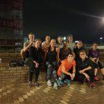 Donderdag bootcamp op de winterlocatie Waddinxveen Triangel